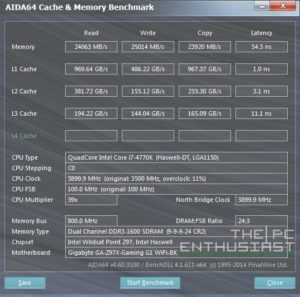 Avexir Blitz 1.1 AIDA64 Benchmark-01