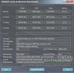 Avexir Blitz 1.1 AIDA64 Benchmark-02