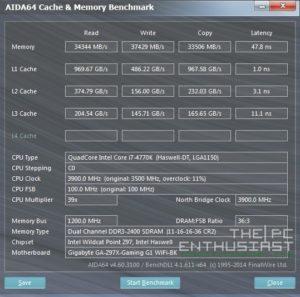 Avexir Blitz 1.1 AIDA64 Benchmark-04
