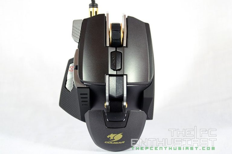 Cougar 700M Gaming Mouse Review with Cougar Speed Gaming Mouse Pad