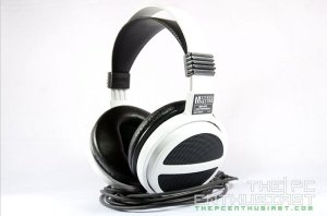 German Maestro  GMP 435 S White Edition Headphone Review-10