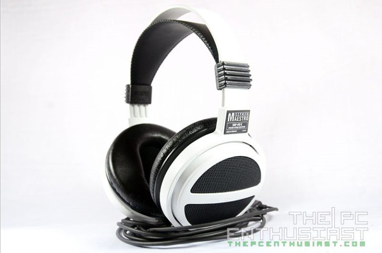 German Maestro GMP 435 S Headphone Review – White Edition Unleashed