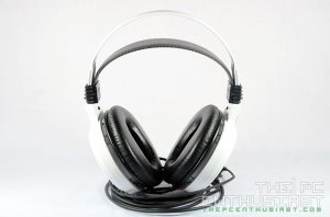 German Maestro  GMP 435 S White Edition Headphone Review-12