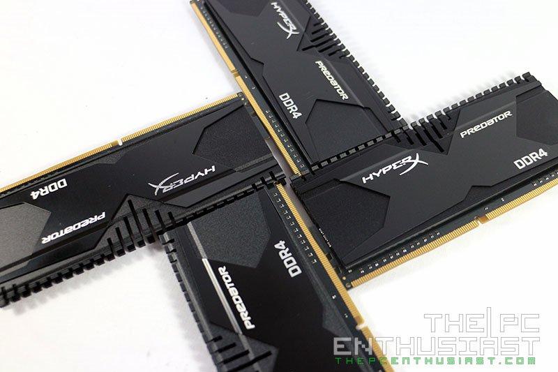 Kingston HyperX Predator DDR4-3000 16GB Review
