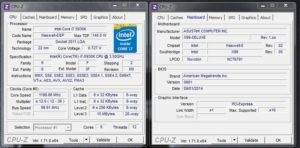 Kingston Predator DDR4 CPUZ-01