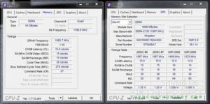 Kingston Predator DDR4 CPUZ-02
