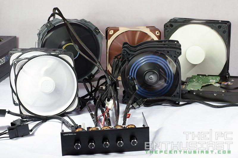 Lamptron CF525 Fan Controller Review-14