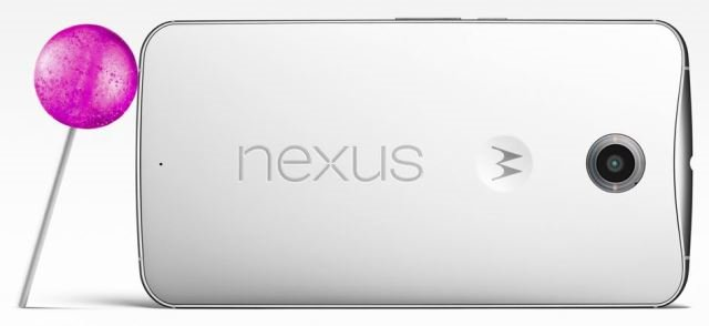 Motorola Google Nexus 6-01