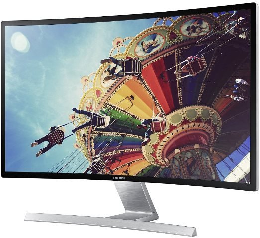Samsung 27-Inch Curved Monitor S27D590CS Now Available – See Features, Specifications and Price