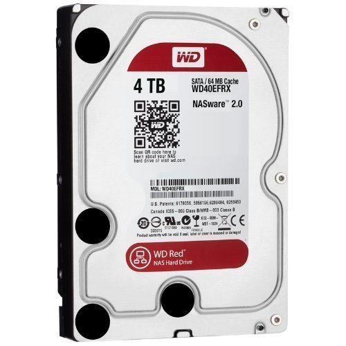 WD Red 4TB NAS Drive Review