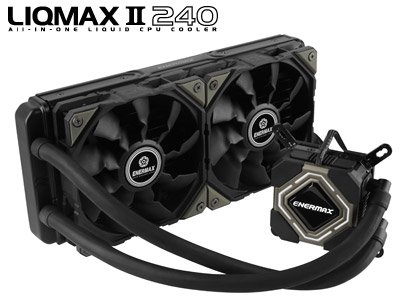 Enermax Liqmax II Series AIO Liquid Cooling Unleashed – See Features and Specifications