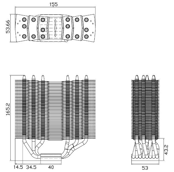 Archon IB-E X2 Specifications