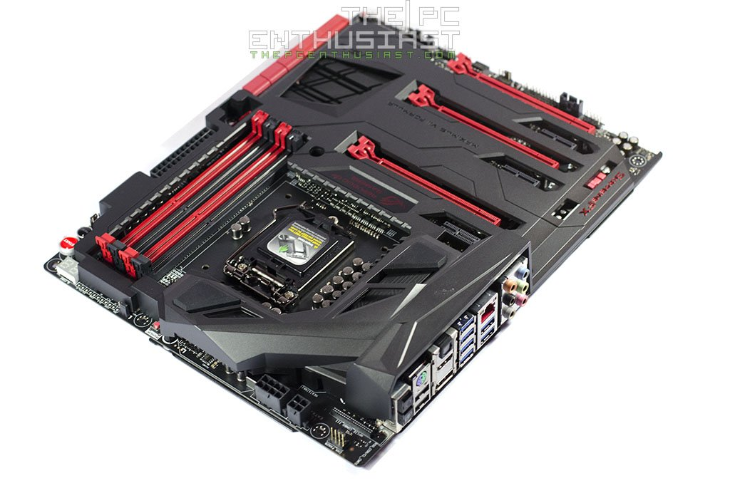 Asus Maximus VII Formula Z97 Motherboard Review - Built For