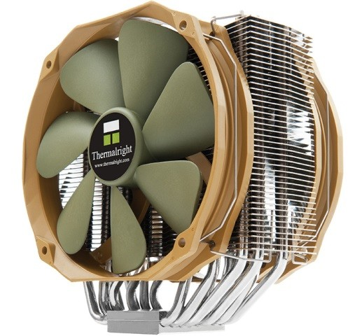 Thermalright Archon IB-E X2 CPU Cooler Review with Thermalright Chill Factor III