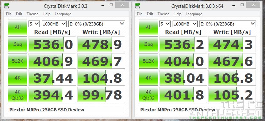 Plextor M6 Pro SSD (256GB ) Review - Features PlexTurbo For