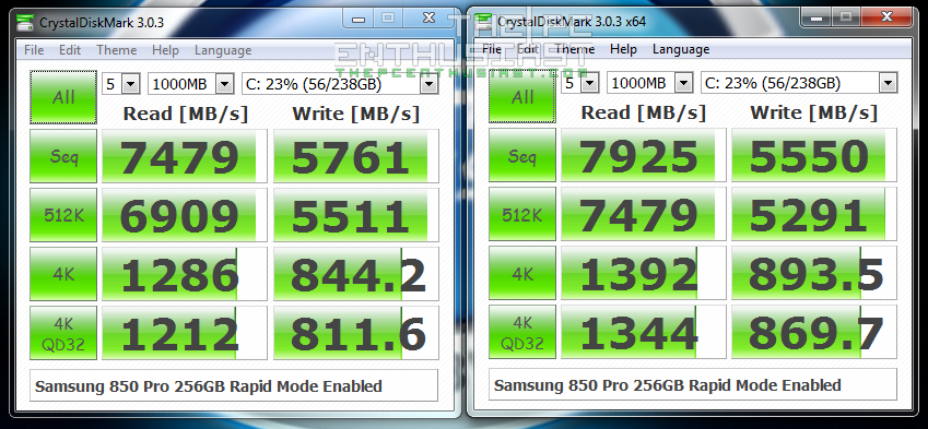 Samsung 850 Pro SSD Review (256GB) - Featuring 3D V-NAND Technology