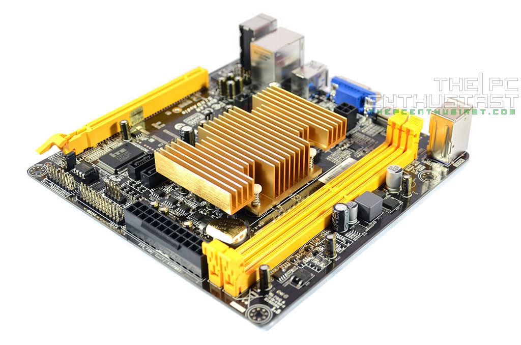 Biostar A68N-5000 Mini ITX Motherboard Review