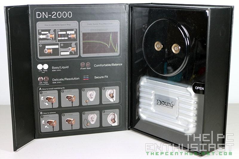 Dunu DN-2000 Hybrid IEM Review-06