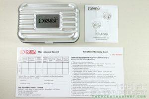 Dunu DN-2000 Hybrid IEM Review-07