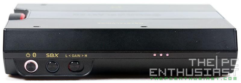 Creative Sound Blaster E5 Review - Portable DAC with