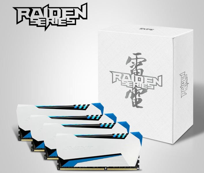 Avexir Raiden DDR3 Memory Kit