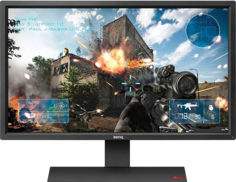 BenQ RL2755HM 27-inch Gaming Monitor Released – See Features, Specs and Price
