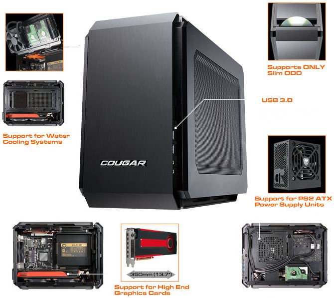 Cougar QBX Mini ITX Case-01