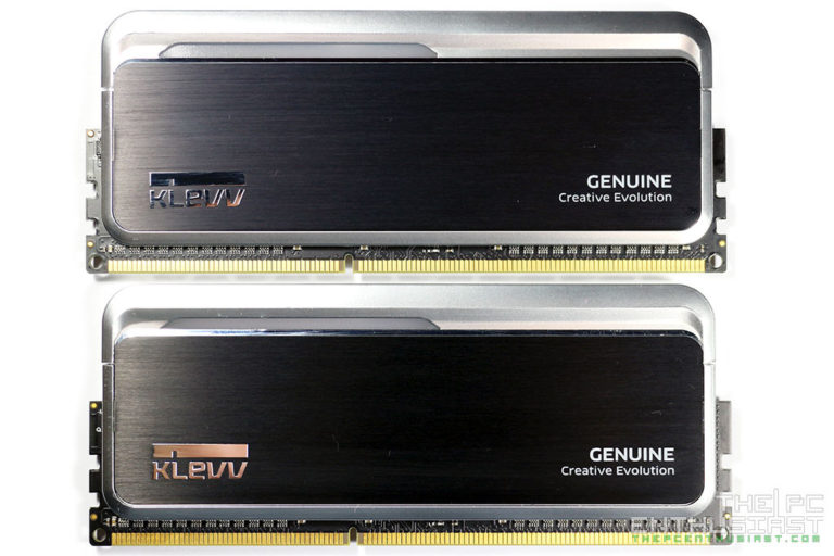 KLEVV Genuine DDR3 Memory Review: 8GB Dual Channel at 2666MHz