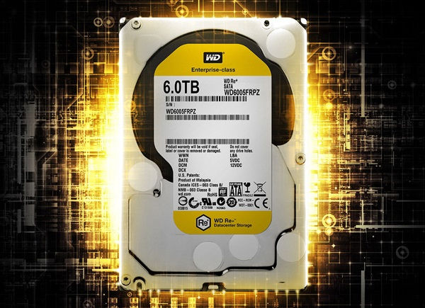 WD Re+ Hard Drives Released – World's Most Power-Efficient High-Capacity HDD for Datacenters