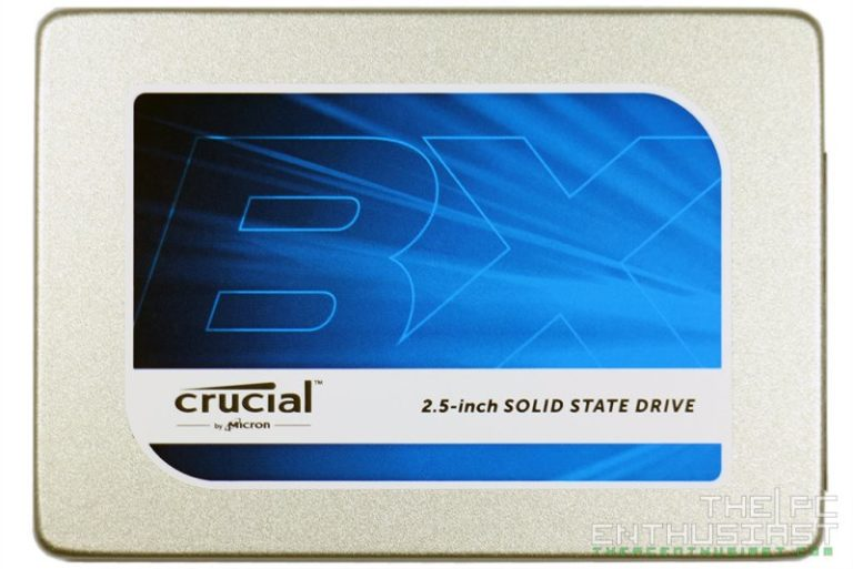 Crucial BX100 500GB SSD Review – A Best Value SSD