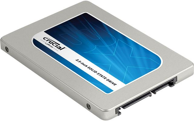 Crucial BX100 SSD Review
