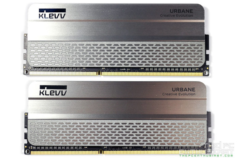 Klevv Urbane DDR3 Memory Review: 8GB Dual Channel at 2400MHz