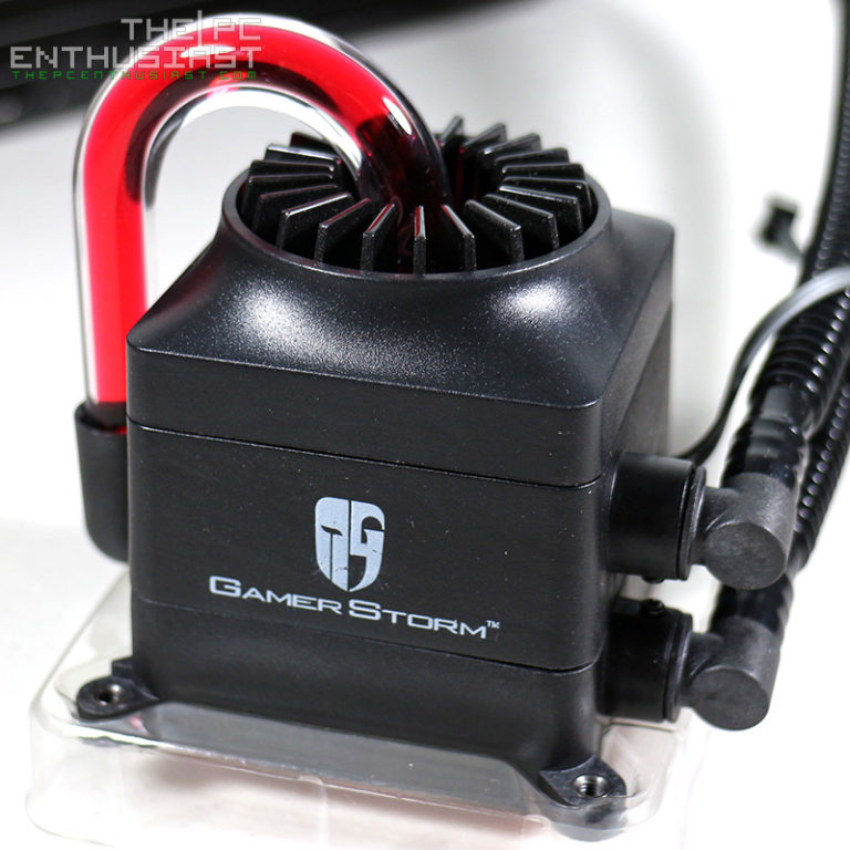 DEEPCOOL Captain 360 Liquid CPU Cooler Review – Featuring Reactor-Like Water Block Design
