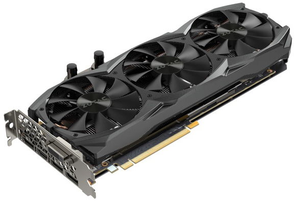 Zotac Geforce Gtx Titan X Arcticstorm Unleashed Features