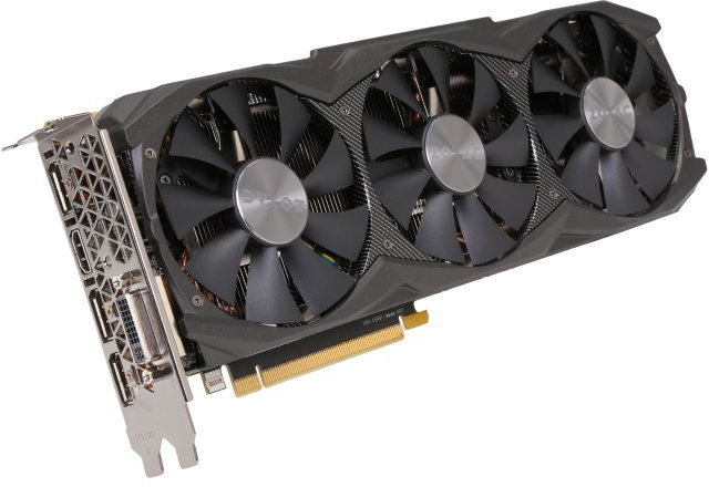 Zotac GeForce GTX 970 AMP! Extreme Core Edition Review