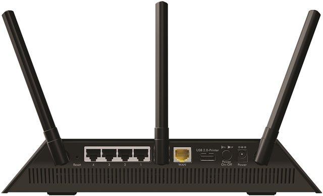 Netgear R6400 AC1750 Smart WiFi Router-02