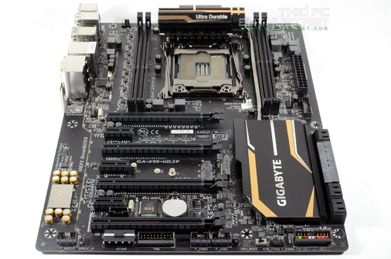 Gigabyte X99-UD3P Motherboard Review, Your Budget Intel X99 Build Starts Here