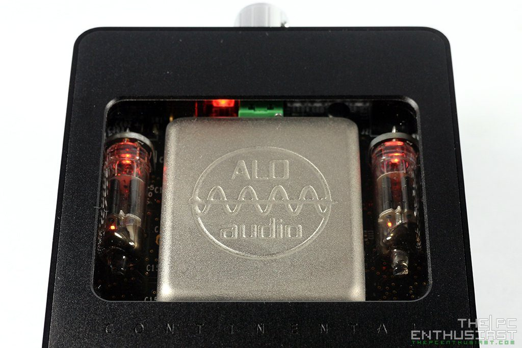 ALO Audio CDM DAC AMP Review