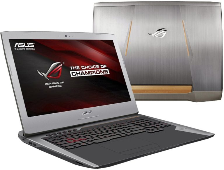 Asus ROG G752 Gaming Laptop Unleashed, See Features, Specs and Price