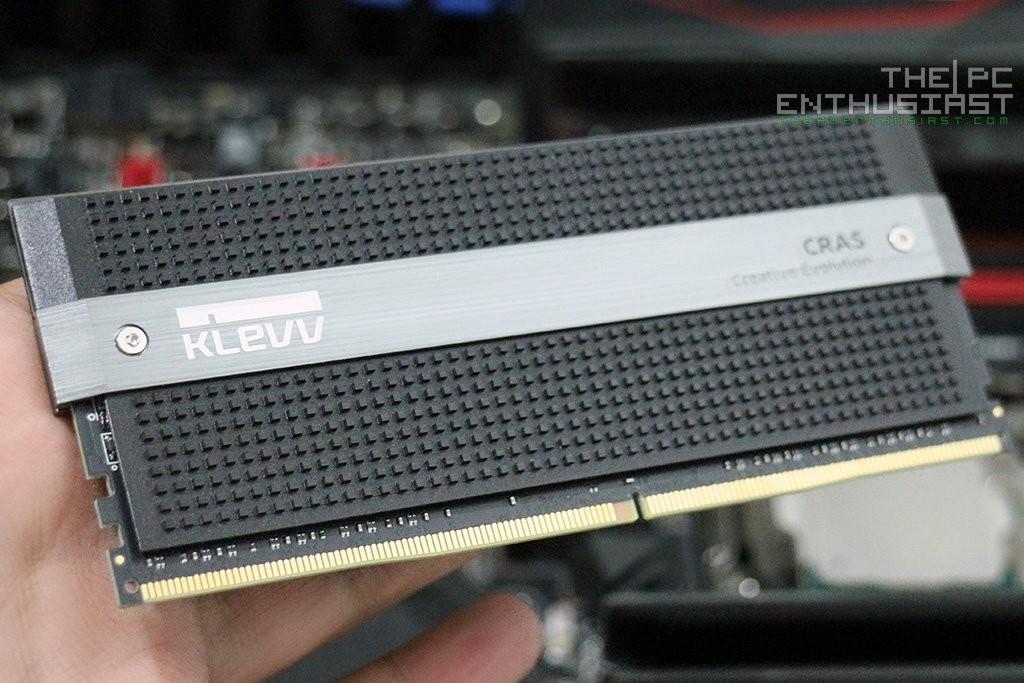 Klevv Cras DDR4 Memory Review