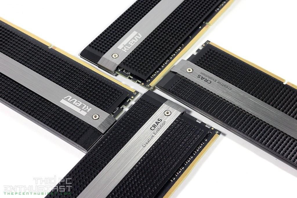 Klevv Cras DDR4 Memory Review-10