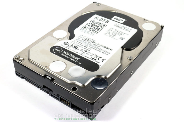 WD Black 6TB Review (WD6001FZWX) – Larger Capacity Faster Performance HDD