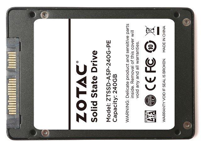 Zotac SSD-02