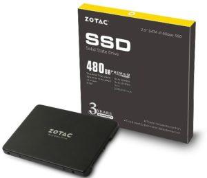 Zotac SSD 480GB