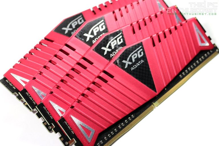 ADATA XPG Z1 DDR4-2800 16GB Memory Review