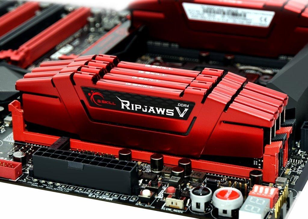 G.SKILL Ripjaws V DDR4 3000MHz 128GB (8x16GB) Memory Kit Announced