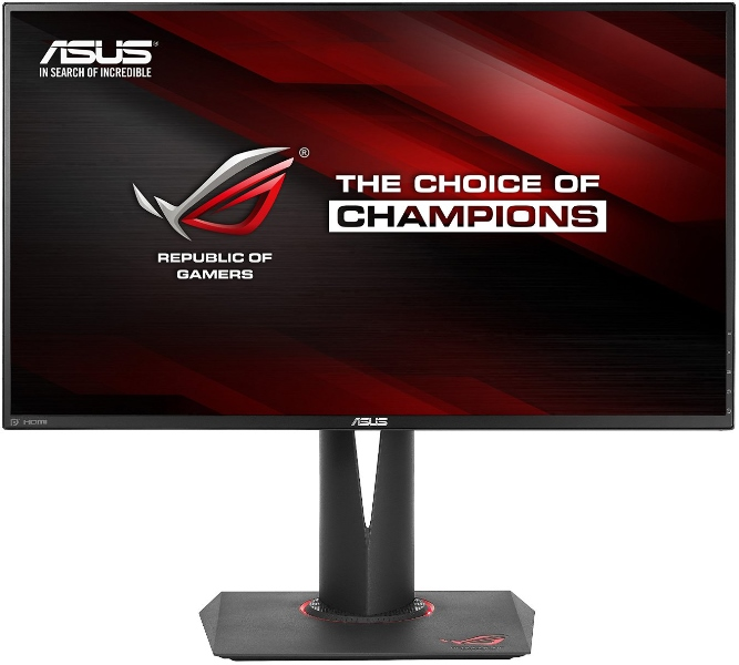 ASUS ROG Swift PG279Q Monitor - Best 1440p IPS G-Sync Gaming Monitor?
