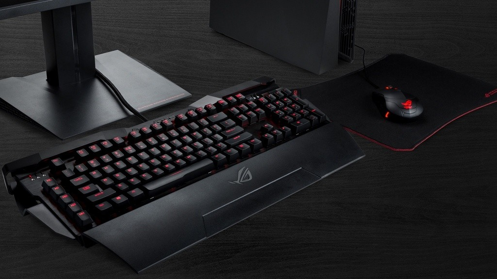 Asus ROG Horus GK2000 Mechanical Gaming Keyboard-01