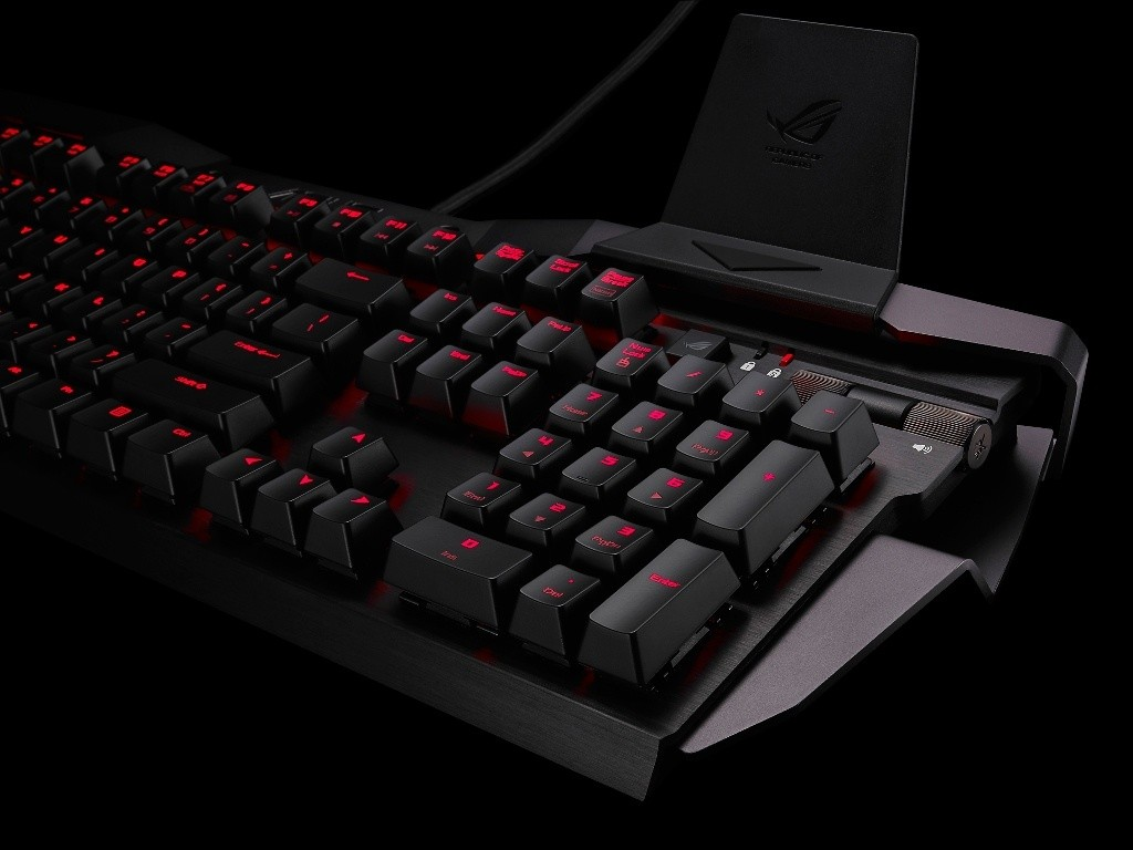 Asus ROG Horus GK2000 Mechanical Gaming Keyboard-03