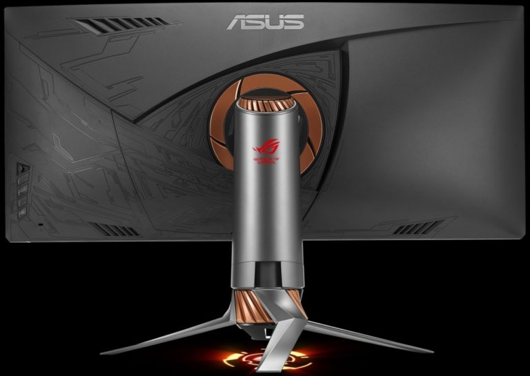 Asus' Flagship ROG Swift PG348Q Curved Monitor with G-Sync Unleashed